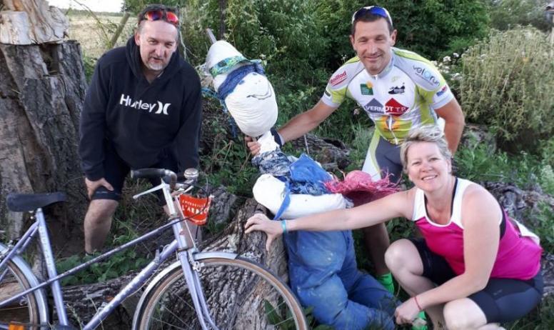 Gîtes de France - accueil pour l'ardéchoise , grande fête cycliste en juin