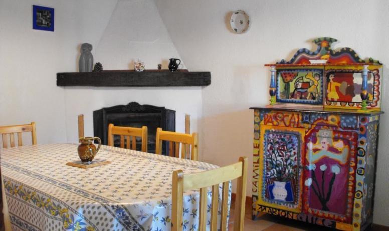 Gîtes de France - Dans la salle à manger, il y a aussi à voir...