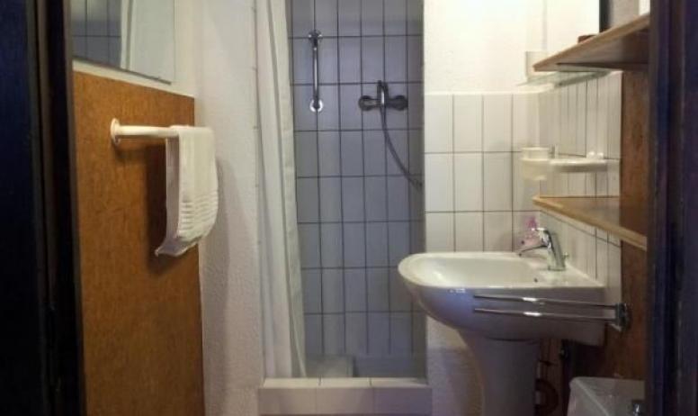 Gîtes de France - Salle de bain et WC