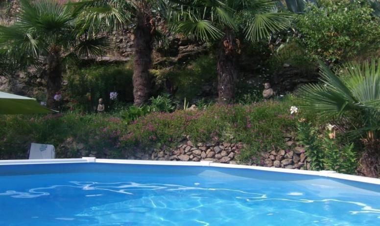 Gîtes de France - côté piscine
