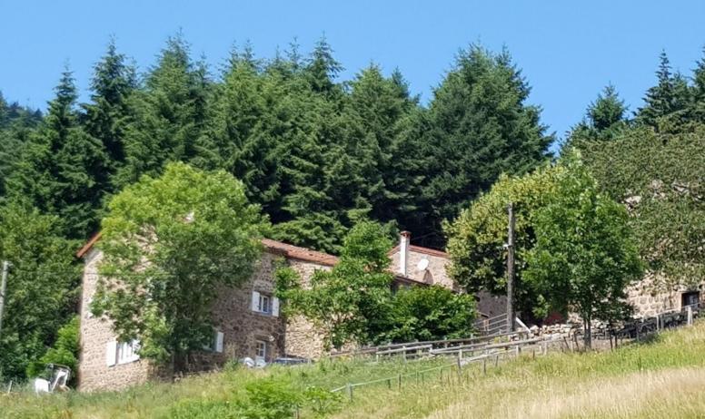 Gîtes de France - Domaine de Chirol