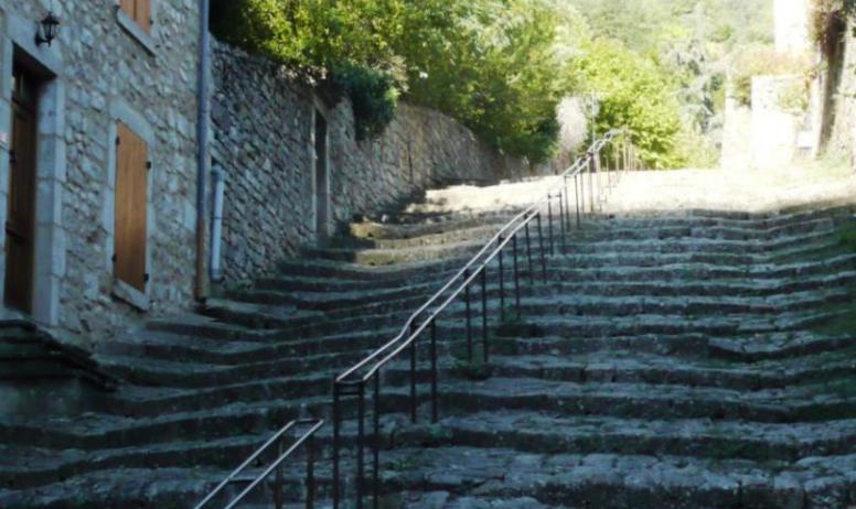 OIT Val de Ligne - Montée mazon
