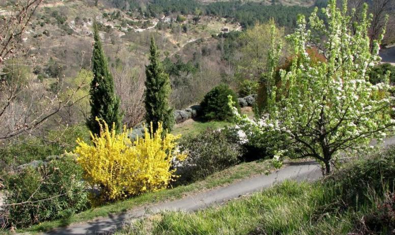 Gîtes de France - c'est le printemps