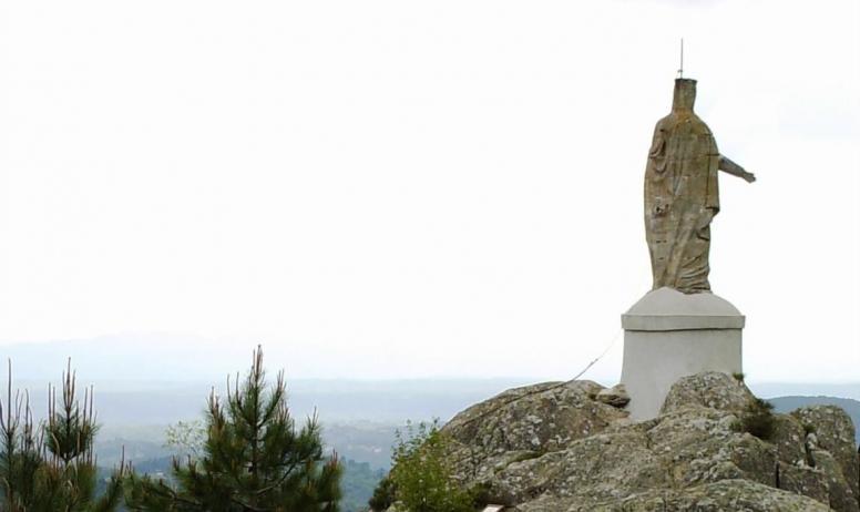 OIT Val de Ligne - La vierge du Ranc Courbier