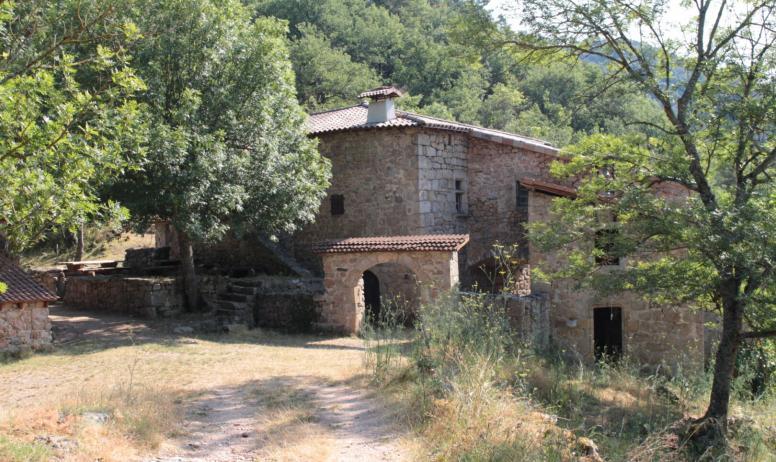 Ardèche Hermitage Tourisme - Chapelle Saint Sorny