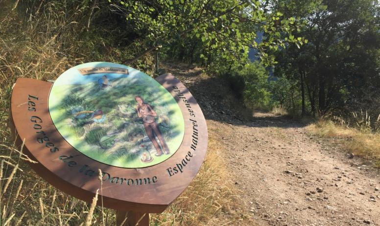 Ardèche Hermitage Tourisme - Sentier d'interprétation
