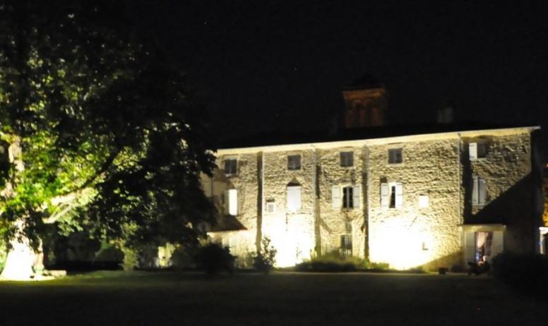 chateau de Lemps