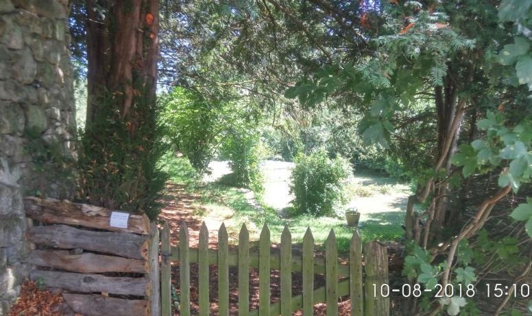 Gîtes de France - Portail du jardin partagée