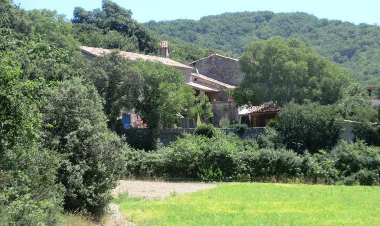 Gîtes de France - Notre maison d'hôtes à l'entrée du hameau des Divols