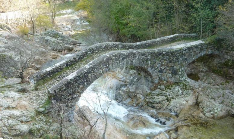 Gîtes de France - randonnée autour de la rivière