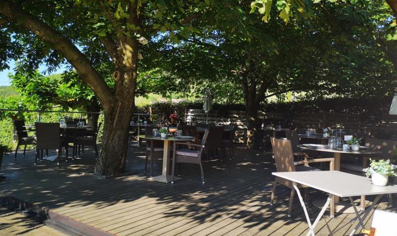 La Table de Léa - Restaurant La Table de Léa à Villeneuve de Berg