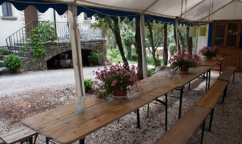 Fransje Spiljard - Salle à manger d'été