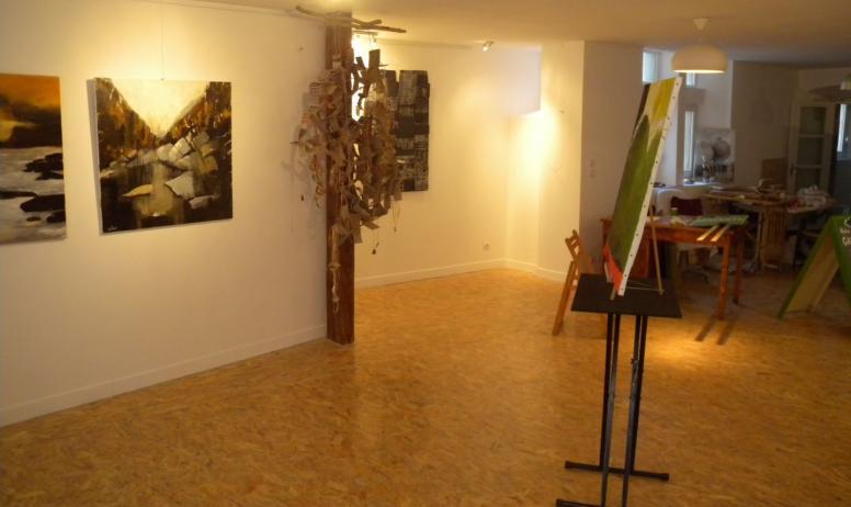 HT Tourisme - Galerie La Cour des Miracles