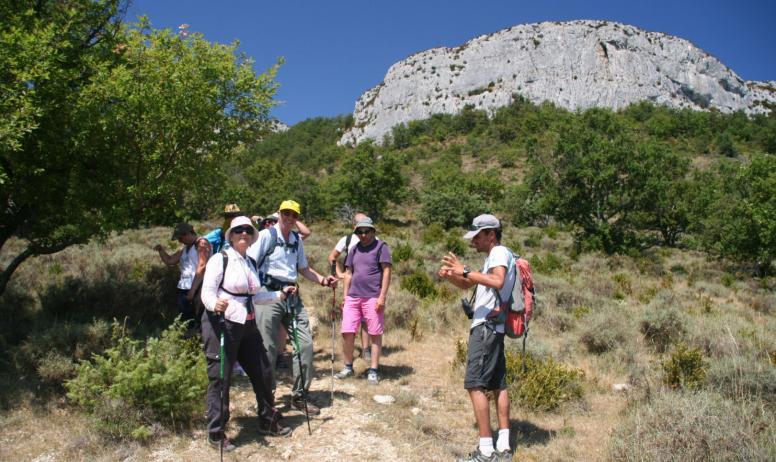 OTI Draga - Pour une découverte du massif en randonnée