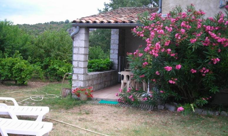 Gîtes de France - Gîte Ardèche Vogüé - Extérieur