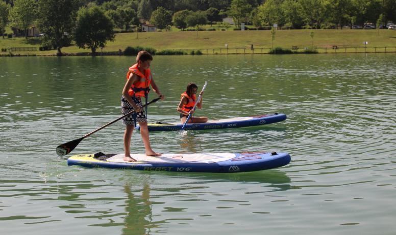 AH TOURISME - Le lac et ses activités