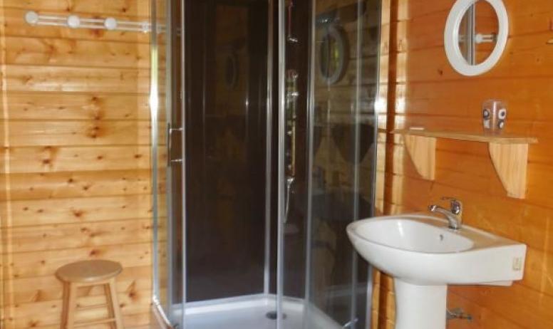 Gîtes de France - Salle de bain