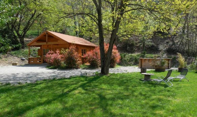 Gîtes de France - Parc privé