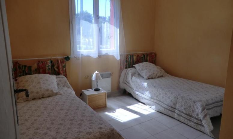 Gîtes de France - possibilité de jumeler les lits