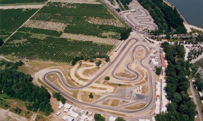 Karting concept - circuit de 1250m