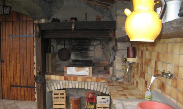 Gîtes de France - Le barbecue