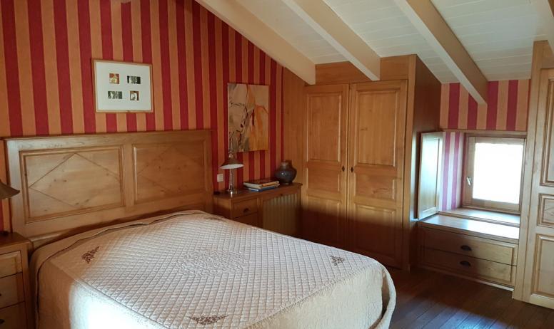 Chambre Cocon, côté droit