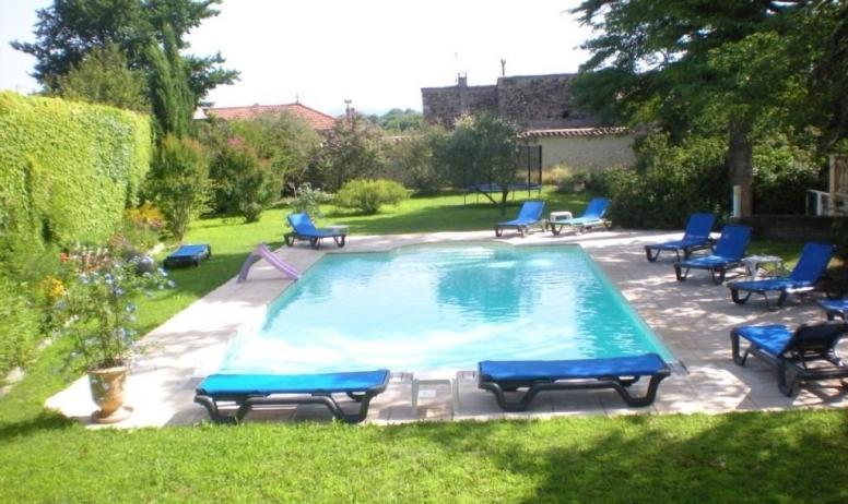 Gîtes de France - La piscine