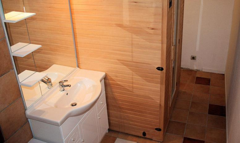 Couleur Ardèche - Salle de bain