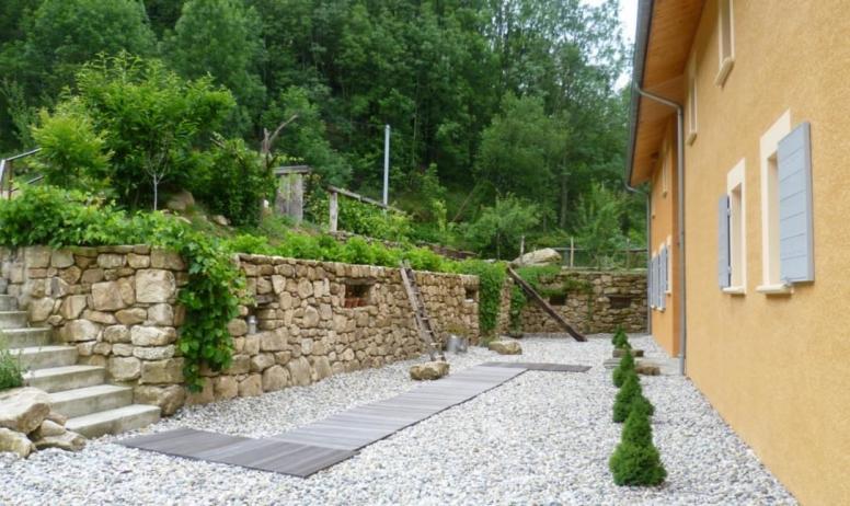 Moulin Lacoste - Extérieur