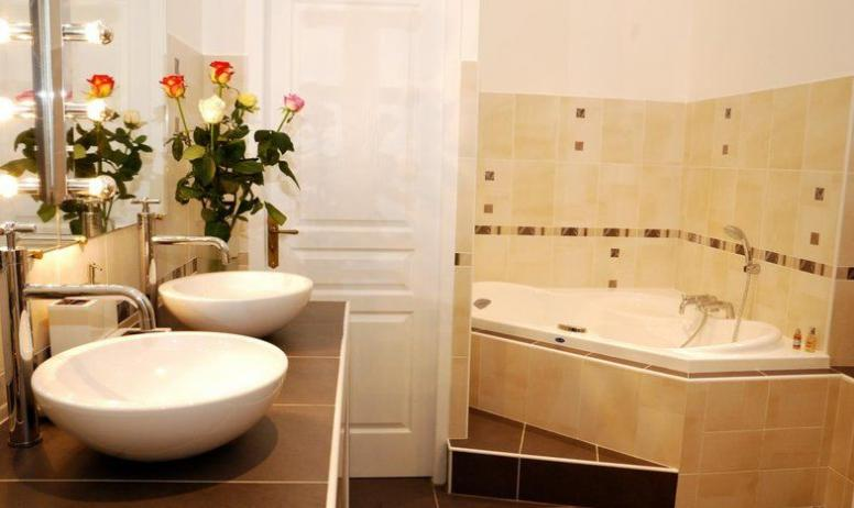Villa aimée - Salle de bain