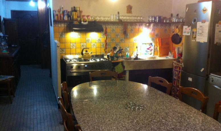 Clévacances - cuisine