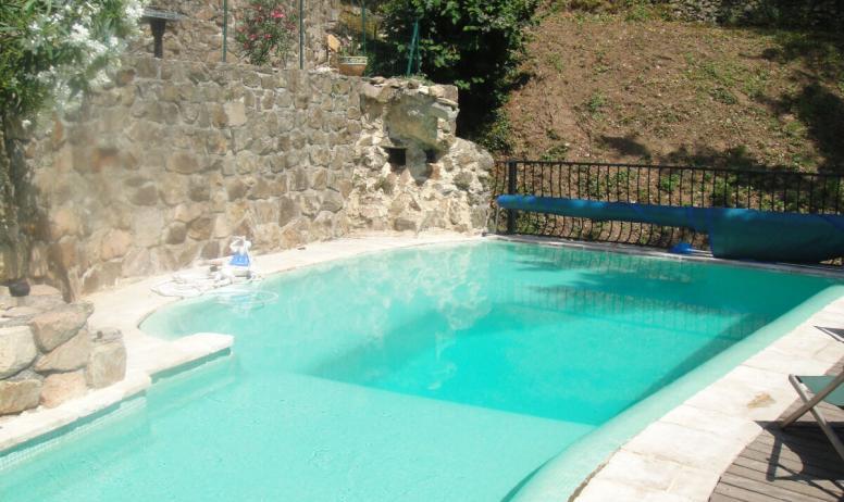 Clévacances - piscine