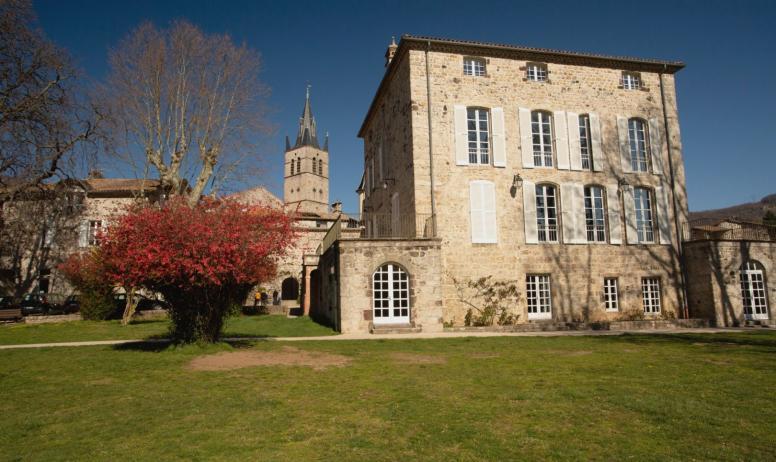 ©S.BUGNON - Thueyts - Château de Blou ©S.BUGNON