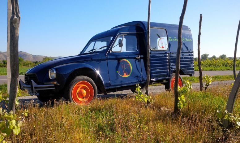 D. Barjon - La voiture du Chef