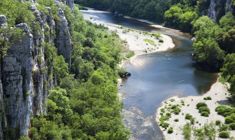 CCC - Découvrez les gorges du Chassezac
