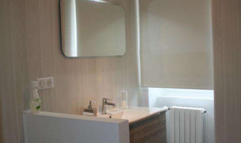 Clévacances - La salle d'eau