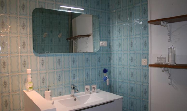 Clévacances - La salle de bains