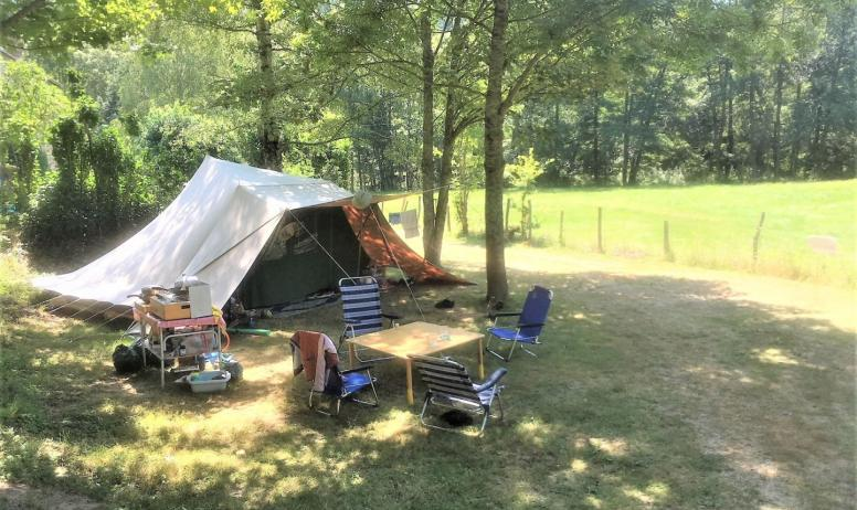M. Heurtier - Ahhhh... le camping !