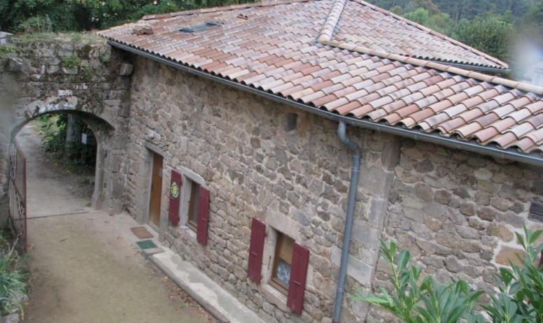 Gîtes de France - Vue de la partie Oratoire
