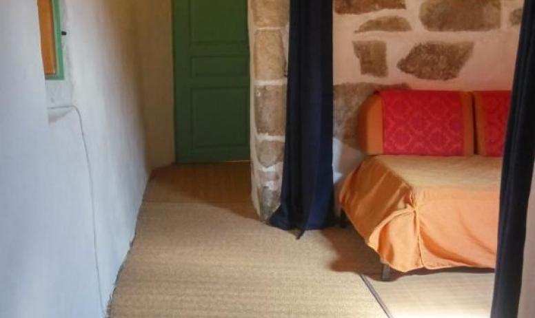 Gîtes de France - vue du couloir du haut de la partie Oratoire