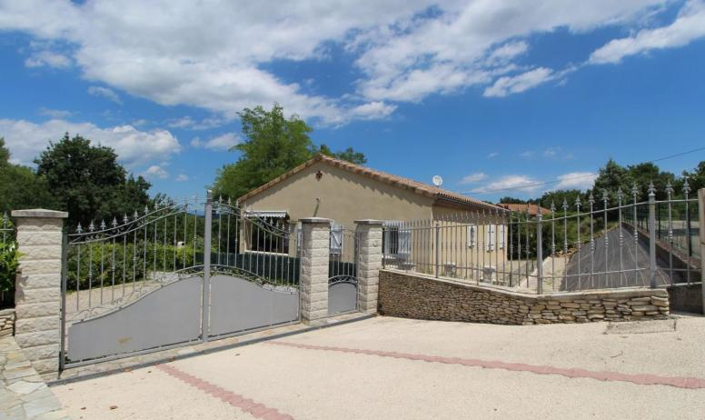 Gîtes de France - la maison comprenant les deux gites
