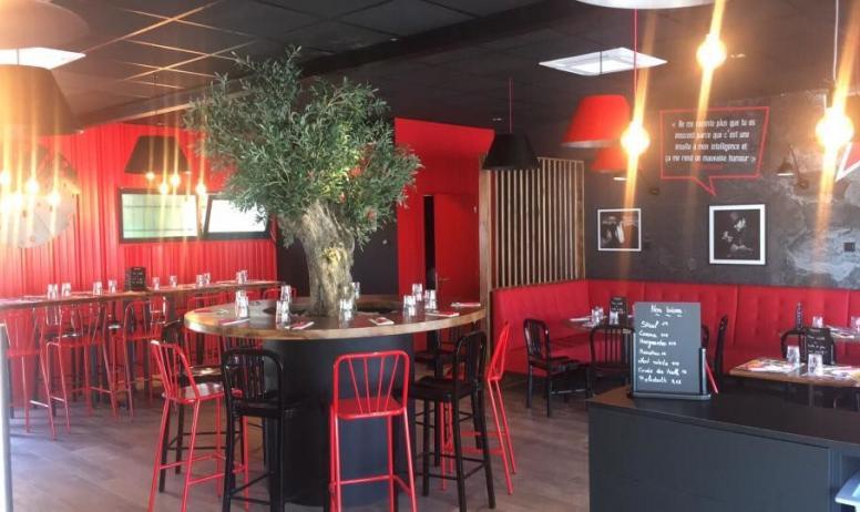 Corleone - Salle de restaurant