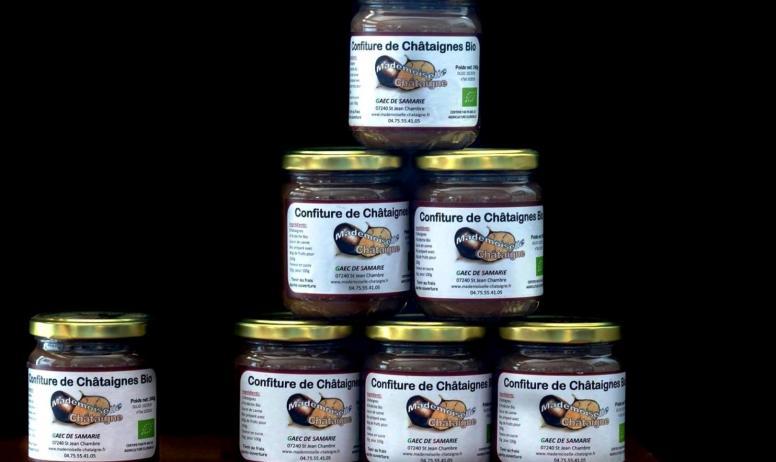 © GAEC de Samarie - Quelques produits proposés par le GAEC de Samarie