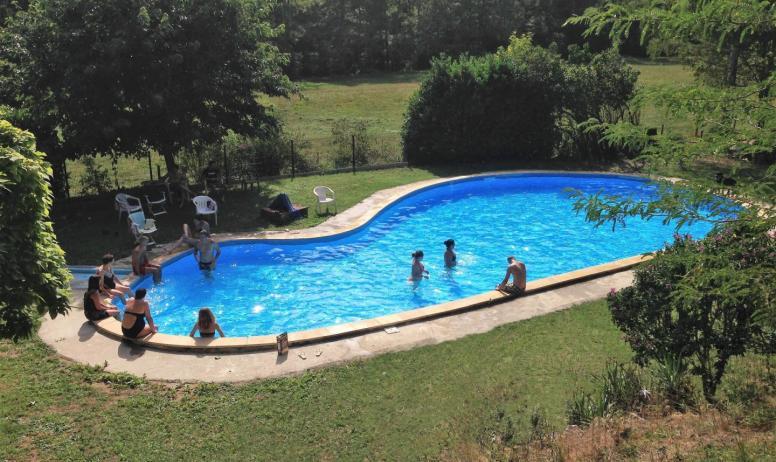 JP. Heurtier - La piscine