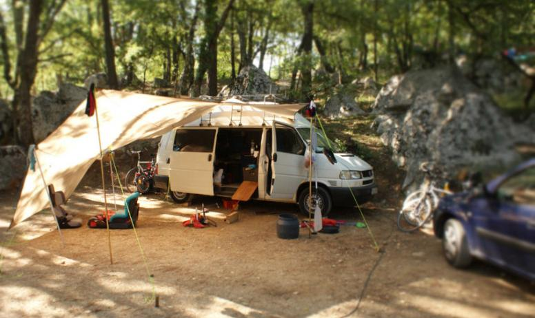 camping les blaches