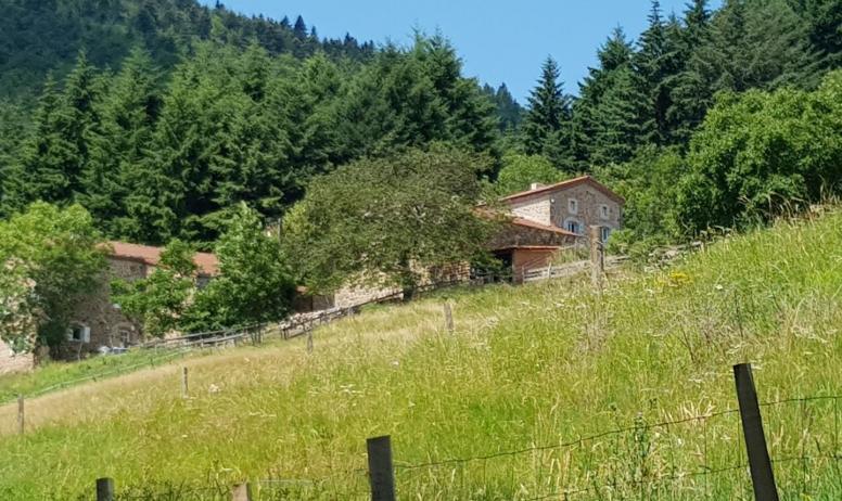 Gîtes de France - Le Domaine de Chirol