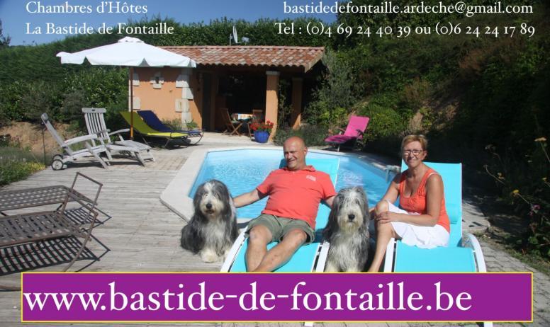 Bastide de Fontaille