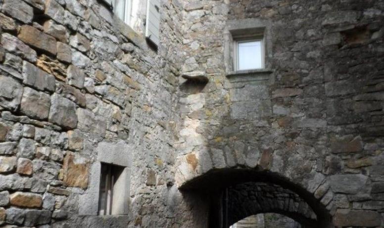 Gîtes de France - voûtes Mas de Valgrand