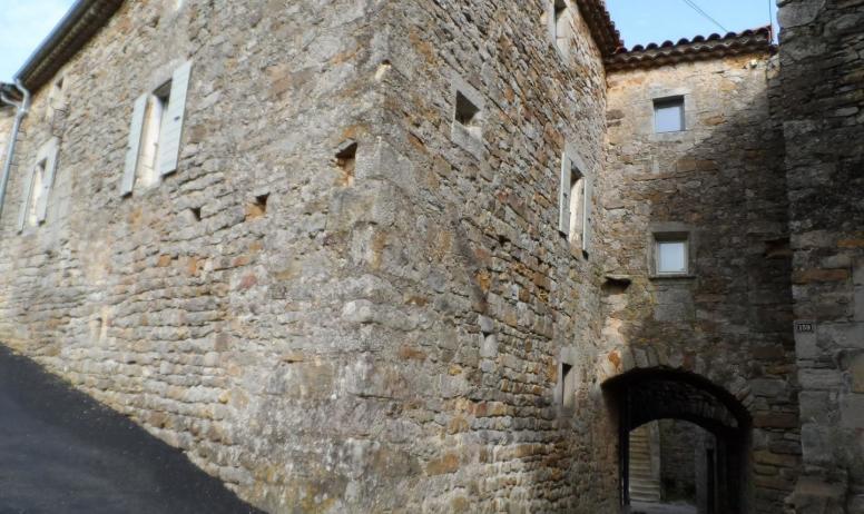 Gîtes de France - mas de Valgrand