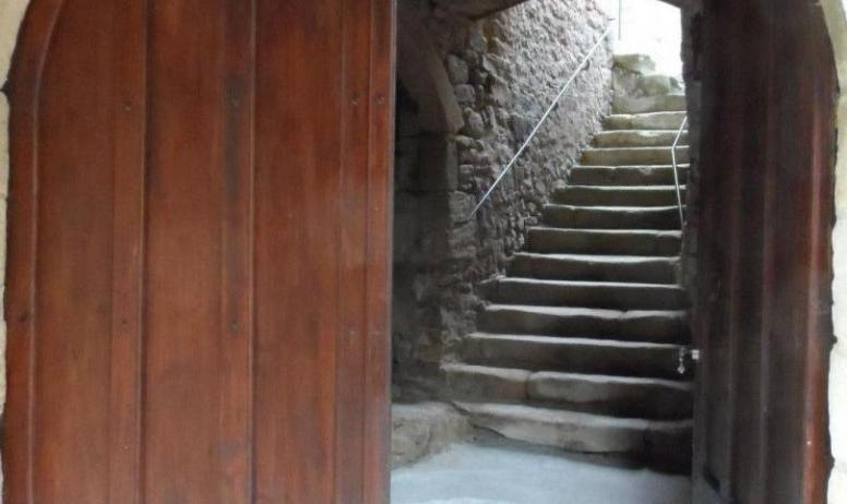 Gîtes de France - accès chambre Victoire